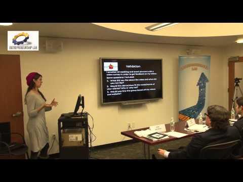 Entrepreneurial Implementation Fall 2014: Reaction Dance (Presentation 2 Of 9)