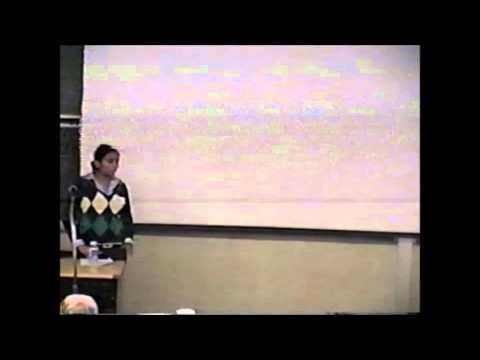 2004 Inaugural Pace Pitch Contest - Praneet Sahni