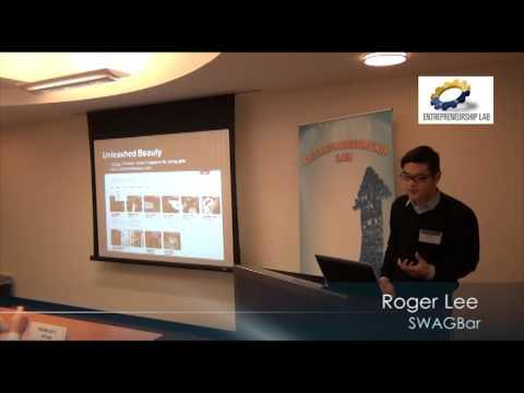 Entrepreneurial Implementation Fall 2012: SWAGBar (Presentation 4 Of 7)