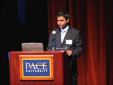 2006 Third Annual Pace Pitch Contest - New York Loan Exchange - Anas Sabri