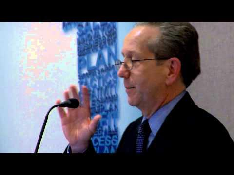 Entrepreneurship NYC: Welcome By Dean Neil S. Braun, Lubin School Of Business (1 Of 12)
