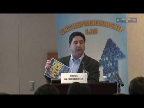 10th Annual Pace Pitch Contest - Introduction By Bruce Bachenheimer