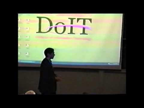 2004 Inaugural Pace Pitch Contest - Eric Russell Melchor
