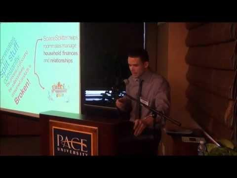 2012 Eighth Annual Pace Pitch Contest - Space Splitter - Robert Caucci