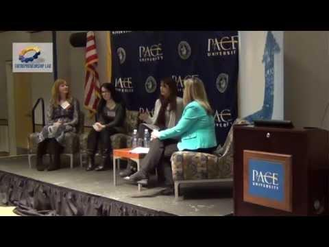 Pace Women Entrepreneurs Roundtable - How To Deal With Uncertainty In Businesses