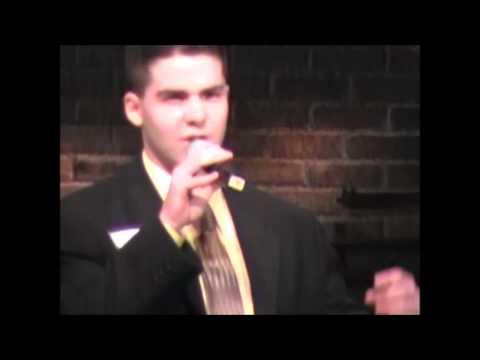 2005 Second Annual Pace Pitch Contest - The Pace Perk - Michael Staib