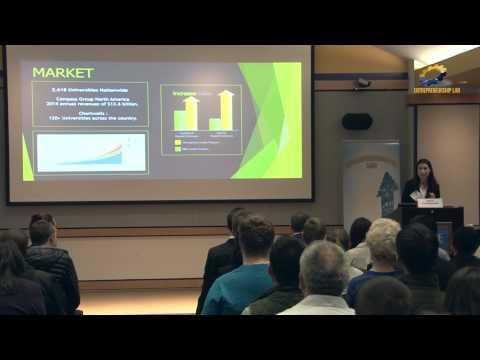 11th Annual Pace Pitch Contest - EaTcard - Alexa McKenna