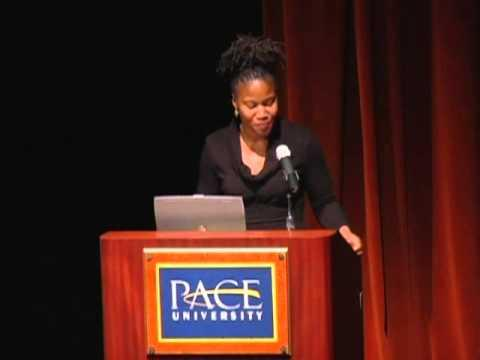 2006 Third Annual Pace Pitch Key Note - Speaker - Majora Carter