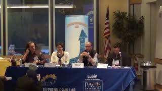 2018 Fourteenth Annual Pace Pitch Contest - Judges Feedback