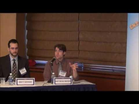 2012 Eighth Annual Pace Pitch Contest - Matthew Brown