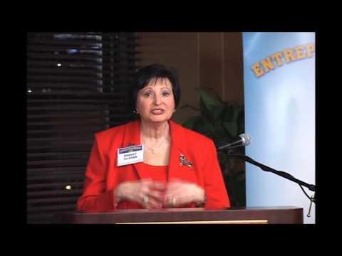 Entrepreneurship Lab Opening Ceremony  Harriet Feldman