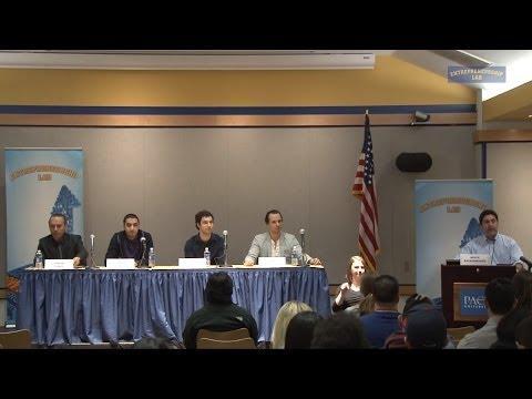 Entrepreneurs Roundtable - Session 2 With Pace Alumni Entrepreneurs & An Angel Investor