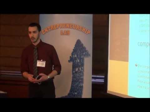 2012 Eighth Annual Pace Pitch Contest - Half Baked - Brandon Stryker