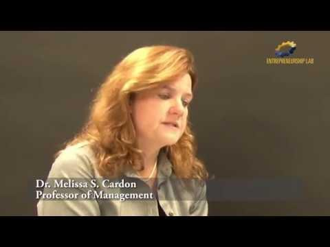 The Good & The Bad Of Entrepreneurial Passion - Dr Melissa Cardon - 2 Of 3