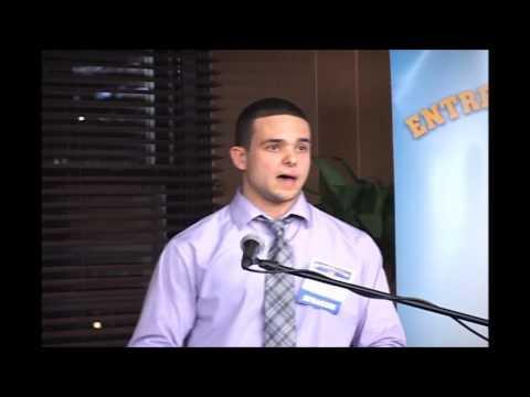 Entrepreneurship Lab Opening Ceremony - Robert Caucci