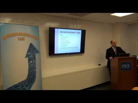 Finance Workshop: The Basic Financial Statements