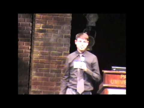 2005 Second Annual Pace Pitch Contest - Airtight Cabinets - Roy Allen