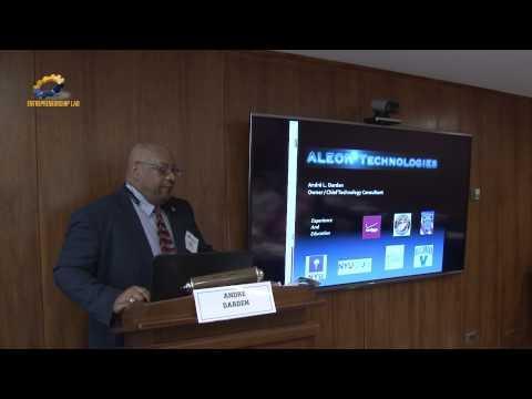 Veterans Entrepreneurship Boot Camp - Summer 2015 - Andre Darden