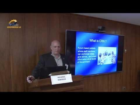 Veterans Entrepreneurship Boot Camp - Summer 2015 - Michael Donohue