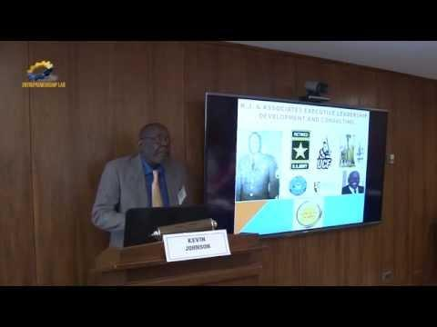 Veterans Entrepreneurship Boot Camp - Summer 2015 - Kevin Johnson